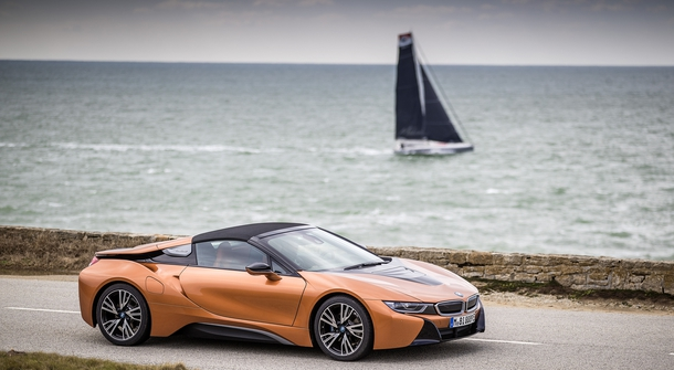BMW is supposedly preparing for second generation of i8