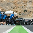 4,000 test kilometers, which preceded the Pikes Peak 2018
