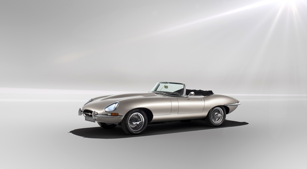 Want to own original electric-driven Jaguar E-type? Wait for two years