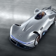 Mercedes-Benz is showing a glimpse of the future with a car, inspired by the past