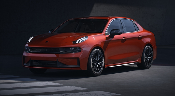 Lynk & Co concludes its first offensive with model 03