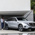 Mercedes-Benz EQC's Range is not really 200 milles