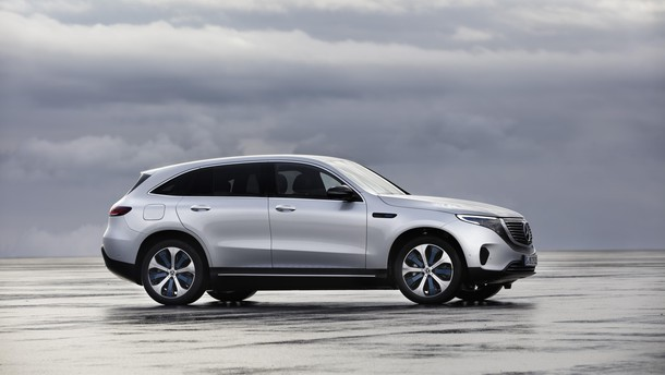 Daimler Is Attacking Tesla Model X With Its First Electric SUV Mercedes Benz  EQC