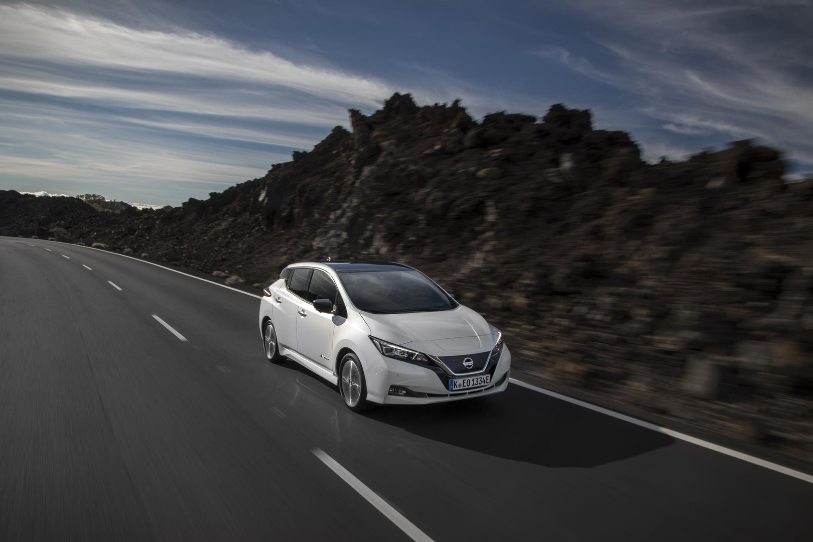Second Generation Nissan Leaf Is One Year Old How It Doing