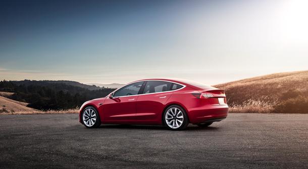Elon Musk: Tesla Model 3 is selling better than Ford Model T