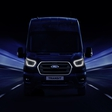 New Generation of Electrified Ford Transit Van to be shown in CV Show in Hannover