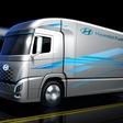 Hyundai is working on a fuel cell truck