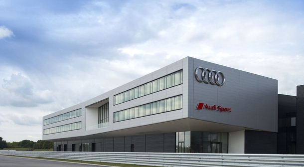 Audi new supplier of Virgin Racing Formula-E team