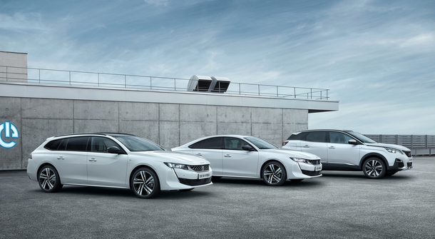 Peugeot is hybridizing its model range