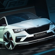 Škoda Vision RS will be an environmentally-friendly sporty hatchback