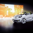 Smart celebrates its 20th anniversary with a concept of extroverted electric convertible