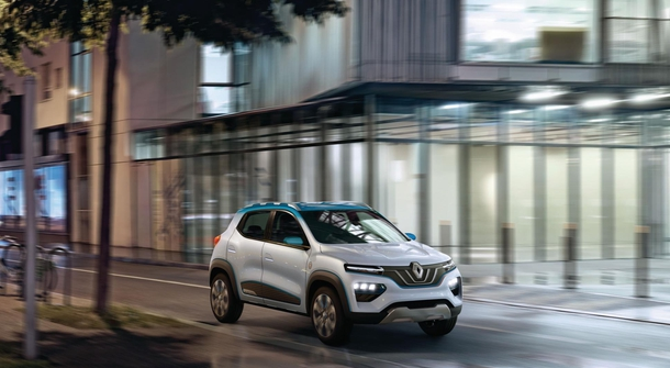 Paris cars show to host numerous new Renault electrified cars
