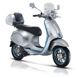 Electric Vespa comes to shops next month