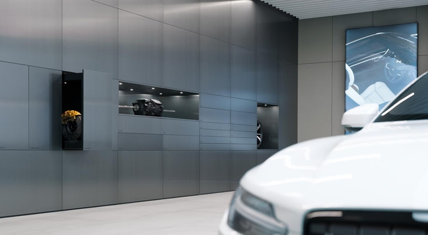 Polestar will open the first Polestar Space in Oslo