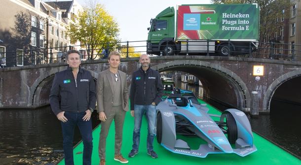 List of Formula E partners is growing