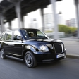 Famous electric British black taxis is continuing to spread over Europe