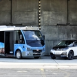 BMW i is powering electric buses