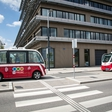 Vienna is introducing a pair of electric buses