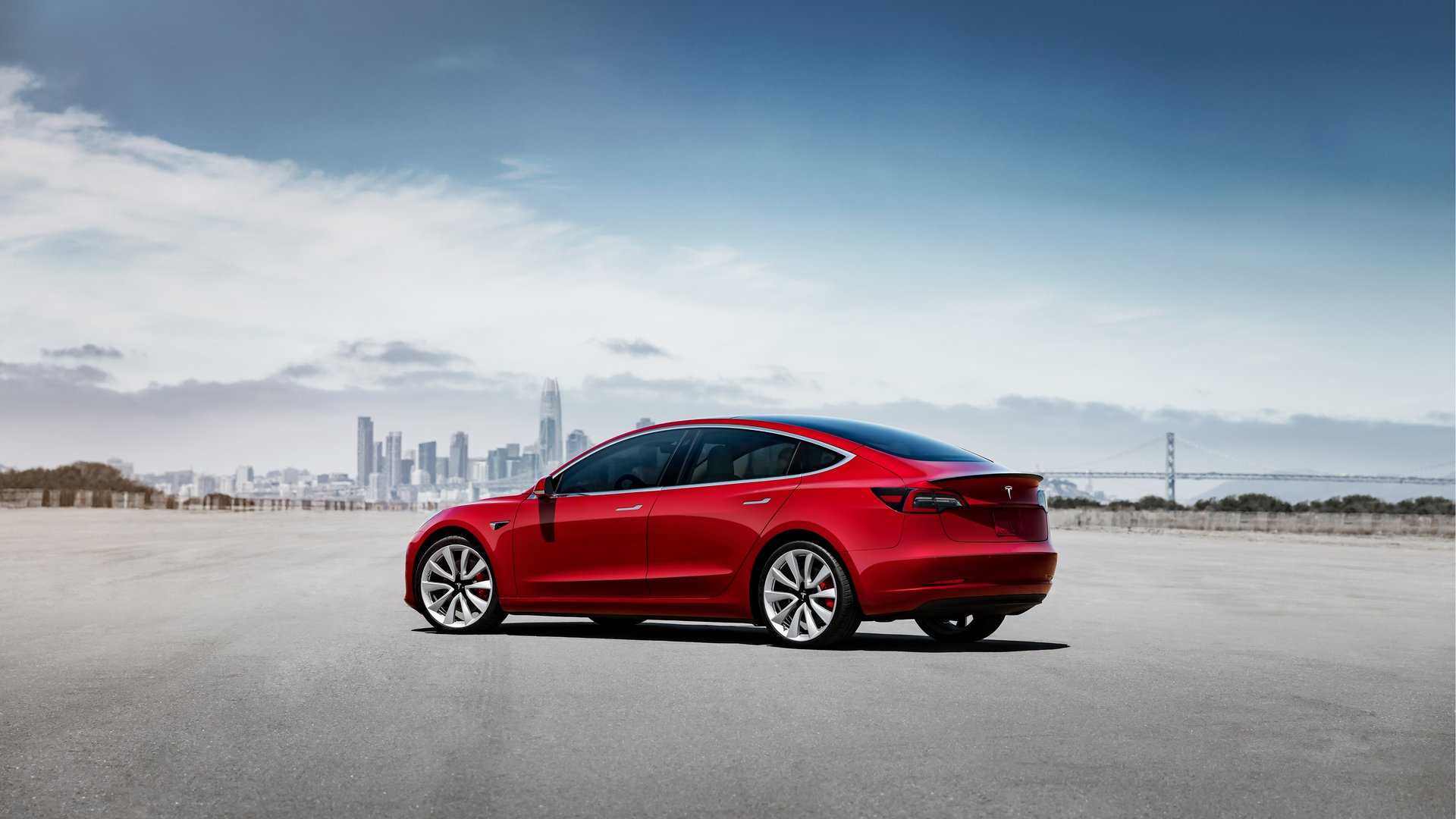 Strange: Tesla Model 3's Regeneration system not working with winter