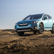 Subaru introduced its first plug-in hybrid vehicle in the USA