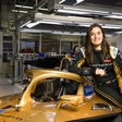 Tatiana Calderon will test drive the DS Techeetah car in Ad Diriyah