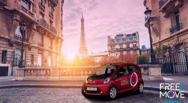 PSA's C-Zero and iOn to be the stars of the new Paris car sharing scheme