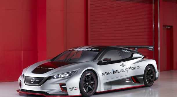 What happens, when Nismo takes hand on Nissan Leaf?
