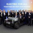 Volkswagen has announced the details of the largest electric offensive in history