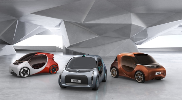 Inovative concept cars from BASF to satisfy particular needs of Chinese drivers
