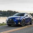 IS Lexus preparing an electric version of UX Crossover?