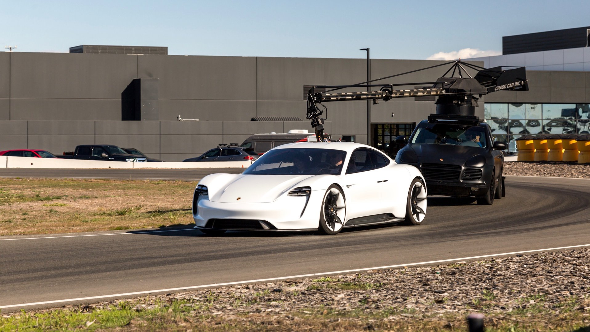 Porsche Is Going To Name Top Of The Line Taycan With Turbo