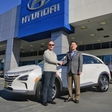First 2019 Hyundai Nexo delivered to an American buyer