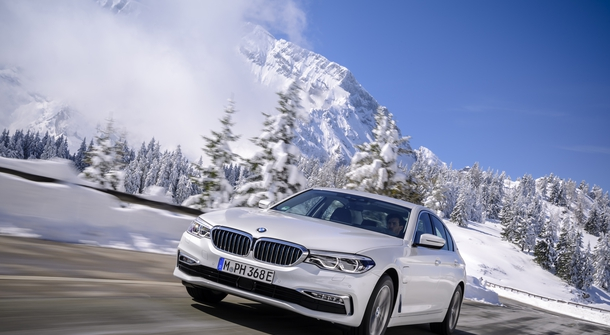 BMW ended 2018 with record sale of electrified vehicles
