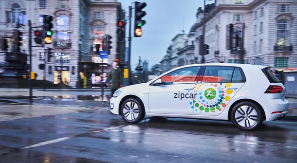 Zipcar celebrating 250.000 miles with e-Golf
