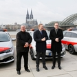 Cologne officials are going green with Toyota