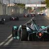 Mitch Evans (Jaguar) salvaged a Top 10 result.