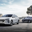 Hyundai renewed its Ioniq Hybrid and Plug-in-Hybrid duo