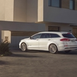 The fresh Ford Mondeo has a modernized hybrid powertrain