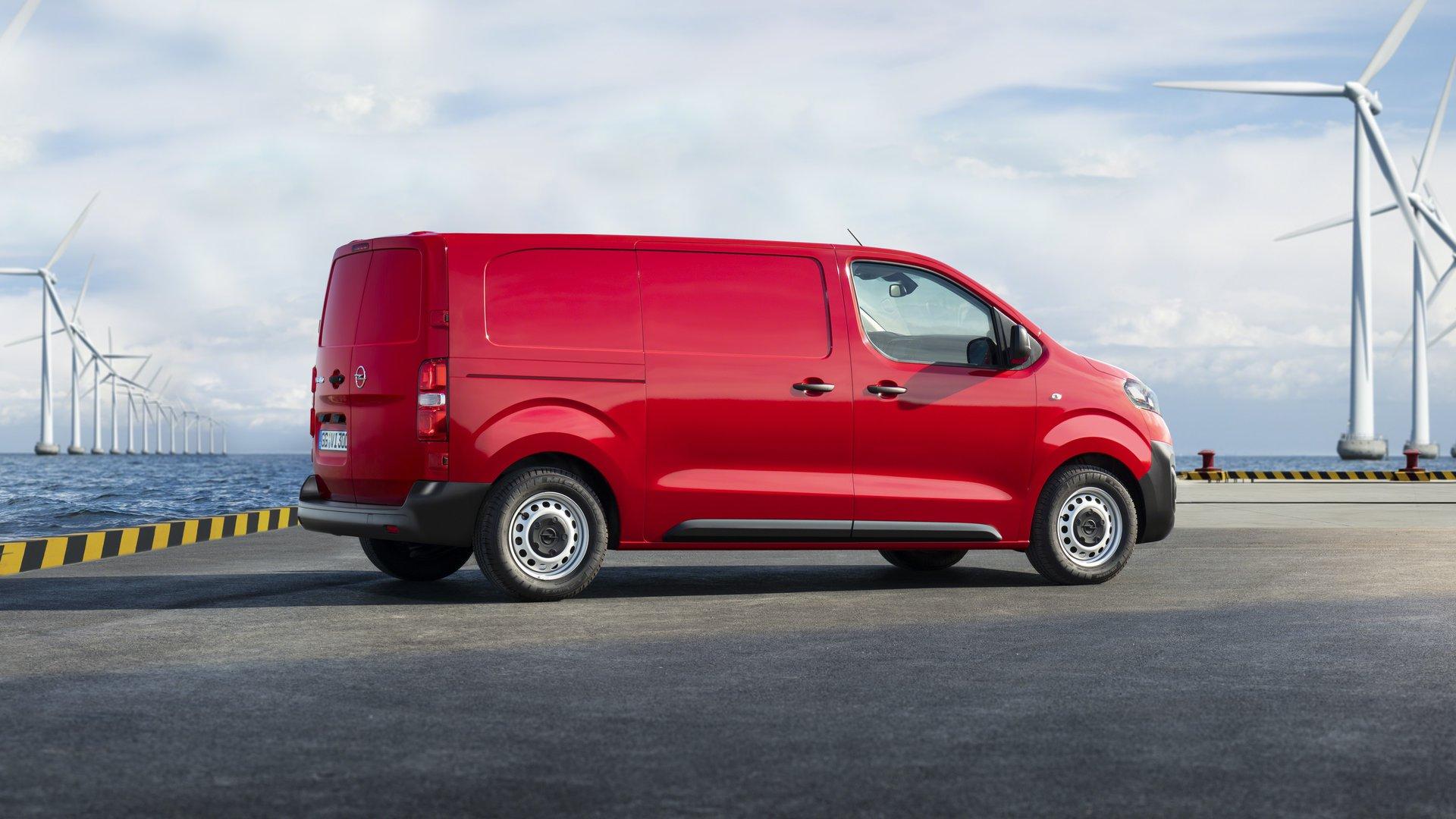 Opel Vivaro Will Go Electric In 2020 Driving Plugin Magazine Com