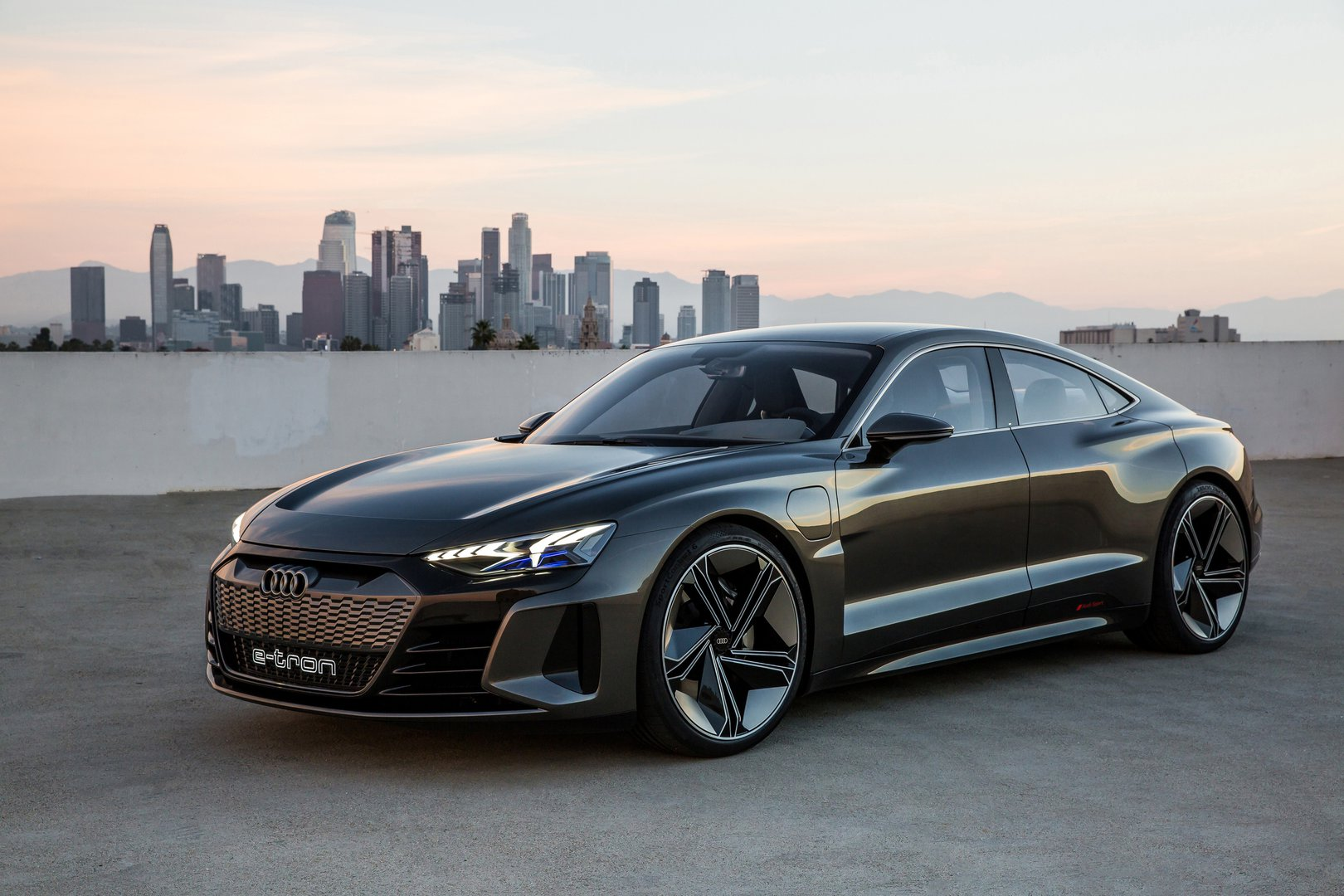 66ac0d223f Audi E-Tron GT became first electric car to be advertised during Super Bowl