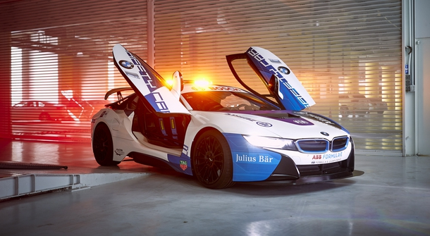 Formula E Safety Car will have a new livery