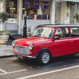 Swindon is electrifying classic Mini