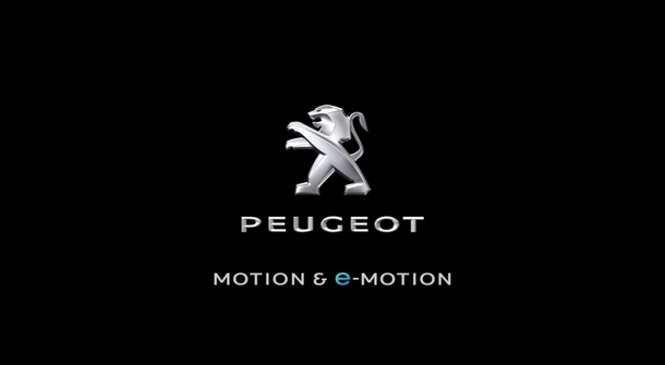Peugeot revelaing new logo and moto in the light of electric future