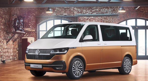 VW Transporter is, for the fisrt time, getting an electric power plant