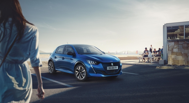 The new Peugeot 208 is becoming more environmentally friendly