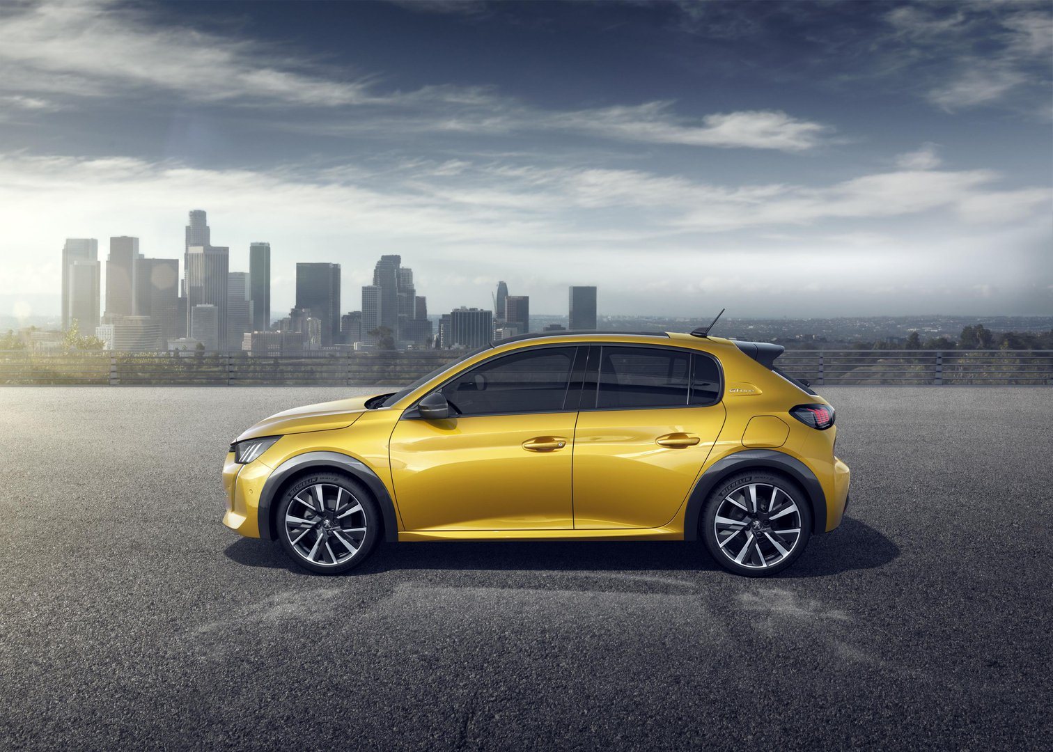 The New Peugeot 208 Is Becoming More Environmentally