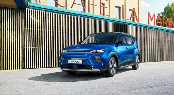 Electric Kia Soul EV comes to Europe with two versions