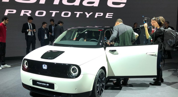Honda to go electric in Europe by 2025