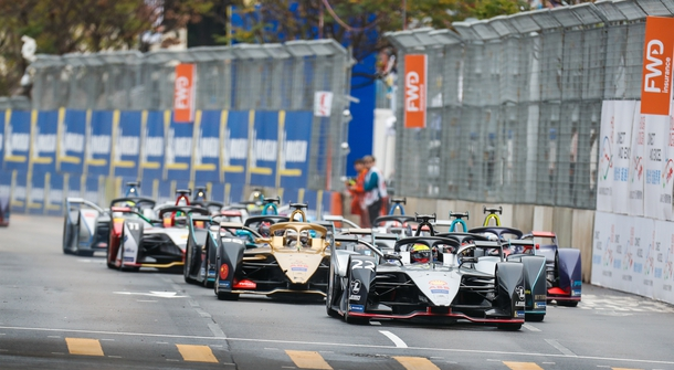 Formula E: Mortara victorious in Hong Kong
