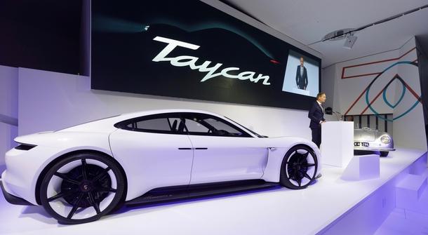 Porsche more than ready for electromobility